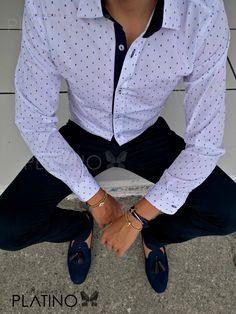 12 Useful Tips about Men's Fashion – Designer Fashion Tips Stylish Mens Outfits, Stylish Shirts, Casual Shirts For Men, Casual Outfits, Men Casual, Old Man Fashion, Mens Fashion, Moda Formal, Casual Dresses Plus Size