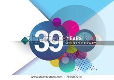 Wanda th anniversary logo design u anniversary logo