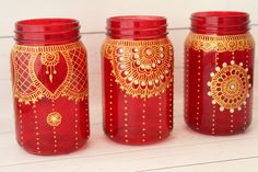 Mason Jar Wedding Centerpieces Moroccan Decor Moroccan