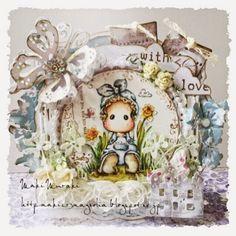 Maki's Magnolia Diary: Lazy Tilda from Sakura Collection