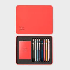 849 Caran d'Ache + Paul Smith Collection  — The Dieline - Branding & Packaging Design