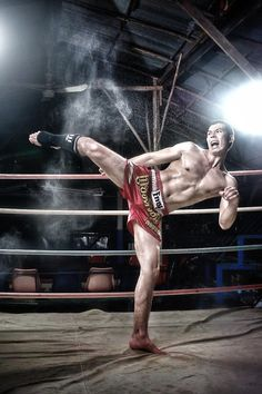 ♂ world martial art kick boxing