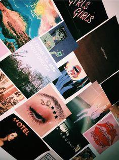 Bedroom Teenage Diy Pictures Best Ideas – retro her Cute Room Decor, Teen Room Decor, Room Decor Bedroom, Diy Bedroom, Bedroom Inspo, Design Bedroom, Bedroom Ideas, Tumblr Bedroom, Tumblr Rooms