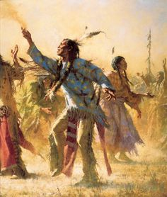 BY HOWARD TERPNING.........PAINTER OF THE PLAIN'S NATIVE AMERICAN........SOURCE NEVCEPIC.COM.UA....... Native American Prayers, Native American Beauty, Native American Pottery, American Indian Art, Native American History, American Indians, Native American Paintings, Native American Pictures, Native American Artists