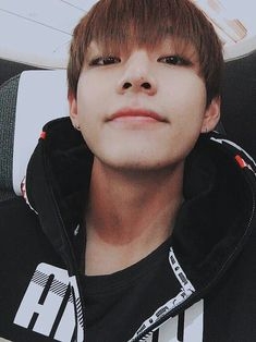 Taehyung and stubble