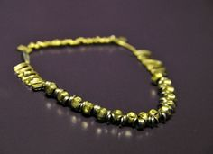 Gold jewelry of Bronze Age unearthed at the ancient city of Troy