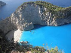 Navagio bay | Shipwreck | Zakynthos island, Greece