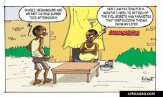 Hahaha: Oga, please stop eating at other people's house