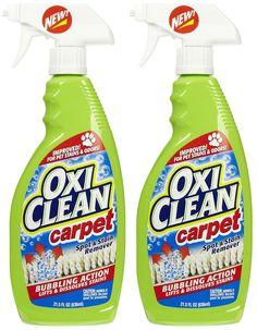 Oxi Clean Carpet