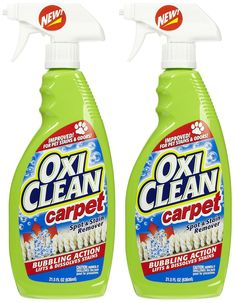 Oxi Clean Carpet