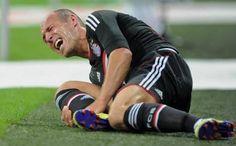 Agen Bola Terpercaya Arjen Robben Dibayangi Cedera