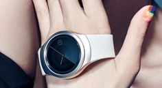 Samsung Gear S2 smartwatch revealed ahead of IFA debut | Samsung has briefly shown off the Gear S2 smartwatch ahead of its official launch in September. [Smart Watches: http://futuristicshop.com/category/smart-watches-wearable-electronics/]