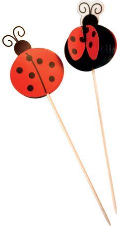 Lady Bug Party Picks