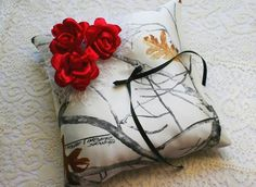 White Camouflage Pillow  Camo Wedding  Camouflage by IDoDoodads, $29.95 Keywords: #weddings #jevelweddingplanning Follow Us: www.jevelweddingplanning.com  www.facebook.com/jevelweddingplanning/