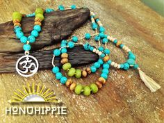 A personal favorite from my Etsy shop https://www.etsy.com/listing/266207894/beaded-mala-om-symbol-necklace-boho-yoga