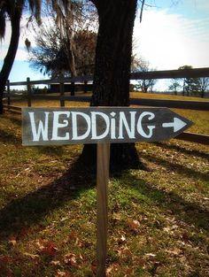 Rustic Farm Wedding Decor