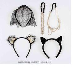 Maison Michel headwear