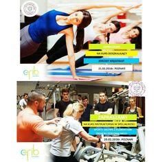 Macie wolny weekend? Chcecie się rozwijać i zdobywać wiadomość praktyczne które przydadzą się każdemu z nas? Zapraszamy na warsztat że zdrowego kręgosłupa :)  dla pasjonatów sportów siłowych,  sylwetkowych i crossfit mamy kurs trenera personalnego :)  wpadajcie! :)