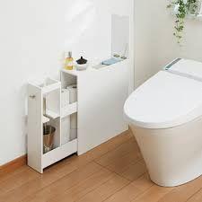 「トイレ 収納」の画像検索結果