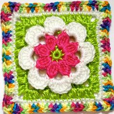 Hooked on Granny Squares freebie, thanks so xox