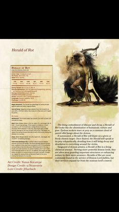 Herald of Rot CR 6