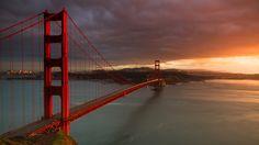 Golden Gate Bridge by Phil Shoebottom, via 500px