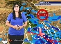 13 July, 2015 Monsoon Update: Skymet Weather  http://www.skymetweather.com/content/national-video/13-july-2015-monsoon-update-skymet-weather/