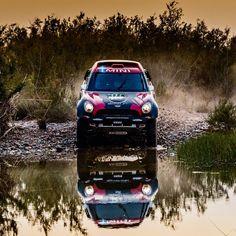 Mini All4 John Cooper Works Countryman - Rally Dakar - Who s the bravest of them all