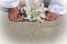 feet in the sand Wedding Bride, Our Wedding, Grooms, Backdrops, Brides, Poses, Weddings, Photography, Boyfriends