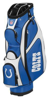 Wilson NFL Team Cart Golf Bag - Indianapolis Colts