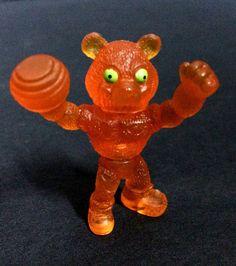 MUTANT MANIA ROUND 1 Series Wrestlers RARE BEAR RAGE Brutal Beasts Moose Toys #MooseToys #MutantMania