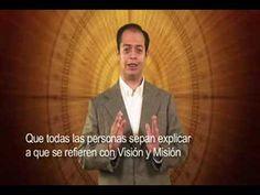 Mision y Vision en la Estrategia Organizacional: Vision y Mision Organizacional - YouTube