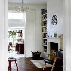 Living room | Period terrace | House tour | Modern decorating ideas | PHOTO GALLERY | Livingetc | Housetohome