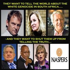 (14) Miljoen Stemme Vir Steve America And Canada, Tell The World, Freedom Of Speech, Tell The Truth, To Tell, Wake Up, Prison, South Africa, Perspective