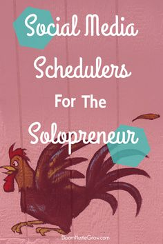 A quick comparison of 8 social media schedulers used by solopreneur to automate their social media posts: pricing, available social media channels, # of profiles, and more.