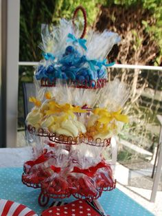 lolly stand