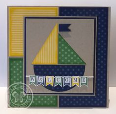 Stampin with Paula: CCMC214 Colour Challenge