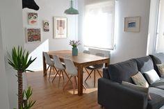 Hogares de nuestros lectores – Piso en Zaragoza - Blog decoración estilo nórdico - delikatissen