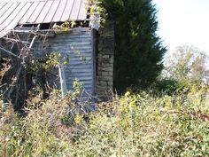 Old house on Buck Creek