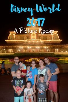 Disney World 2017: A Picture Recap from The Accidental Mrs.