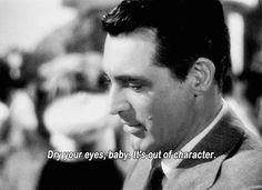 * Filme sobre Alfred Hitchcock me vintage Cary notório concessão gif: notorious