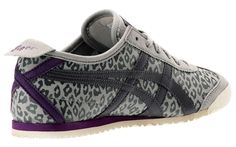 0eb7290198a Onitsuka tiger animalier pack AW LAB exclusive edition   mexico 66 Leopard  grey