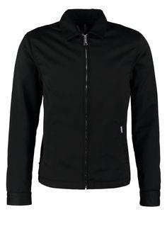 Carhartt WIP DENISON - Lett jakke - black - Zalando.no