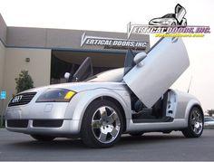 """Audi TT. """"Bolt-On"""" door conversion kit. 2 door. 1999, 2000, 2001, 2002, 2003, 2004, 2005, 2006"""