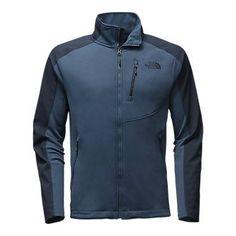 The North Face Men's Tenacious Hybrid Full Zip Fleece Jacket