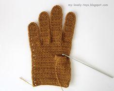 3416556_n0pyChibSME (604x483, 52Kb) Crochet Gloves, Wrist Warmers, Mitten Gloves, Knitting, Pattern, Handmade, Type 1, Facebook, Photos