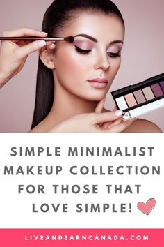 minimal makeup collection and everyday makeup routine for busy women. How to Create Your Perfect Minimalist Makeup Collection. Streamline your beauty routine with a minimalist makeup collection. Learn to save time & money by decluttering your makeup & only keeping the essentials. My kinda minimalist makeup collection I'm so satisfied with this! Simple Makeup Tips, Basic Makeup, Wedding Hacks, Wedding Tips, Using Concealer, Minimalist Makeup, Everyday Makeup Routine, Beauty Balm, Perfect Foundation