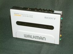Sony Walkman WM-501............................................................Please save this pin... ........................................................... Visit!.. http://www.ebay.com/usr/prestige_online