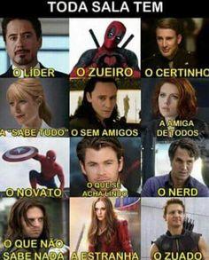 Marvel Humor – Memes part. Memes Humor, Bts Memes, Funny Memes, Memes Marvel, Marvel Dc Comics, Avengers Memes, Nerd, Spongebob, Hilarious Memes
