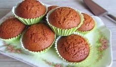 These delicious muffins blend the sweet taste of honey with cinnamon. They are easy to prepare, have excellent presentation and are very tasty. Cinnamon Muffins, Lemon Muffins, Milk Cake, Yogurt Cake, Honey And Cinnamon, Chocolate Muffins, Food Website, Cupcakes, Cookie Desserts